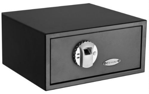 Review: The BARSKA Biometric Safe