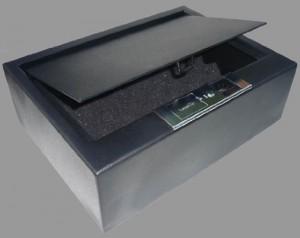 LockSAF biometric fingerprint safe