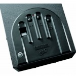 Gunvault GVB1000 Mini Vault Biometric Gun Safe Top