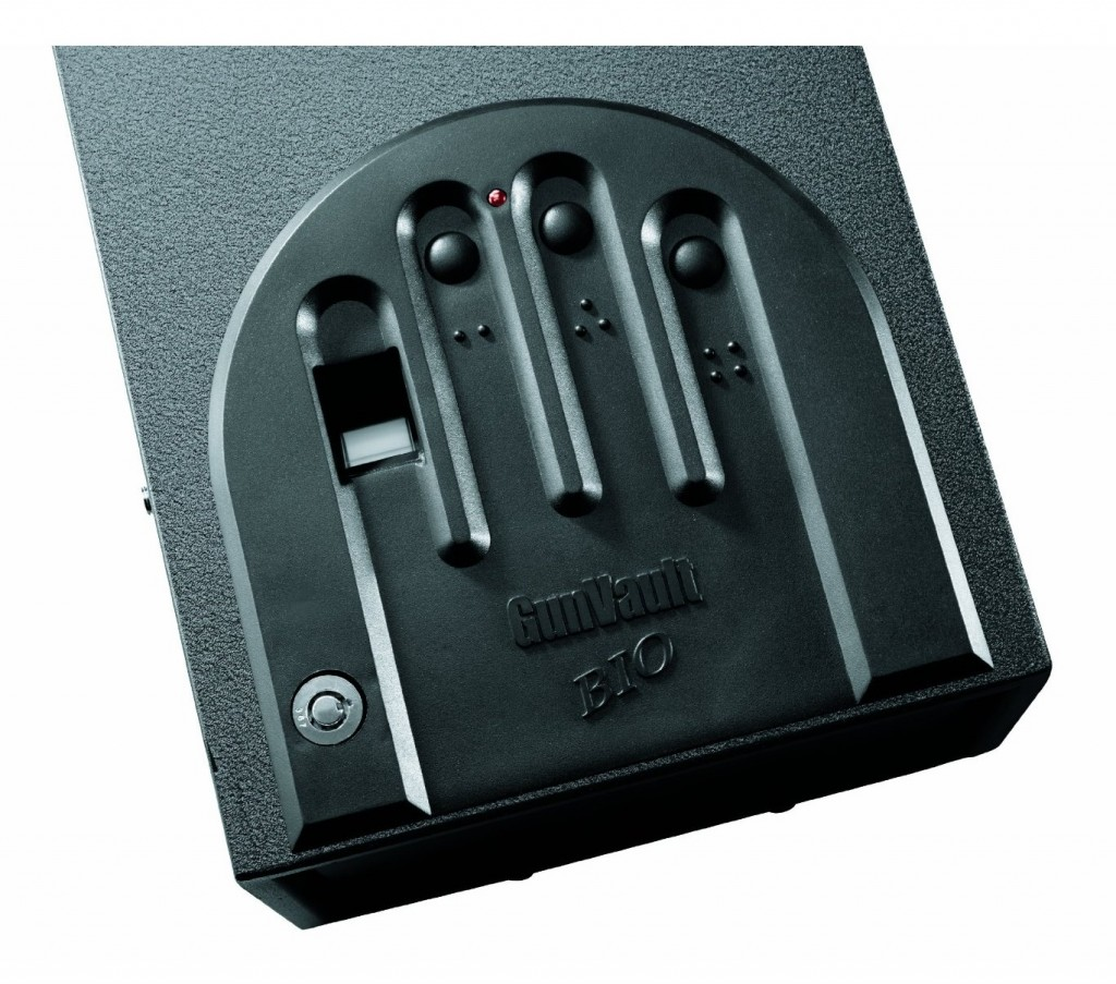 Review: Gunvault GVB1000 Mini-Vault Biometric Gun Safe