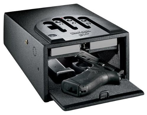 Gunvault GVB1000 Mini-Vault Biometric Gun Safe