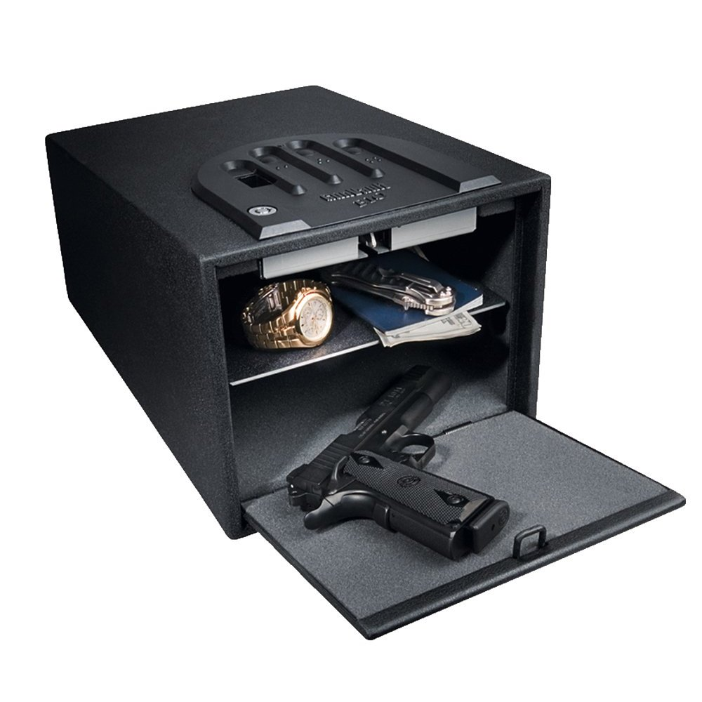 Review: Gunvault GVB2000 Multi Vault Biometric Gun Safe
