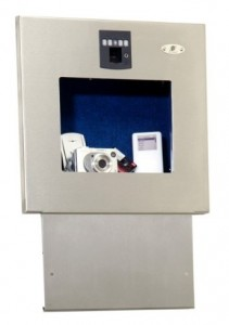 Secure Logic 20700 Biometric Wall Vault