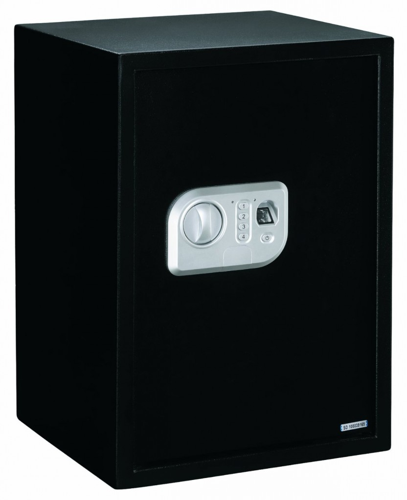 Stack-On PS-20-B Large Biometric Safe